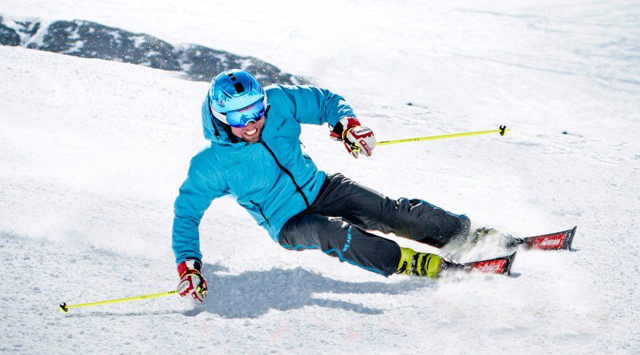 Michael Dohmen, Skimagazin Superskitest 2019, Sulden, Suissetech, Jako